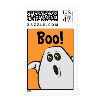 Boo Ghost! Postage