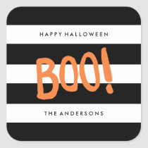 Boo!   Gift Tag Stickers