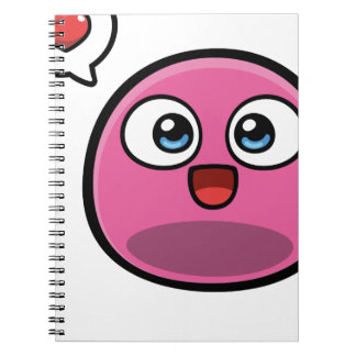 Boo Girls Products Notebook