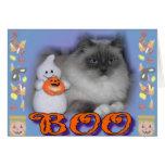 Boo!!!! Greeting Card