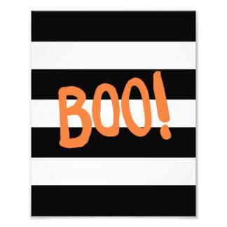 Boo! | Halloween Art Print Photo Print