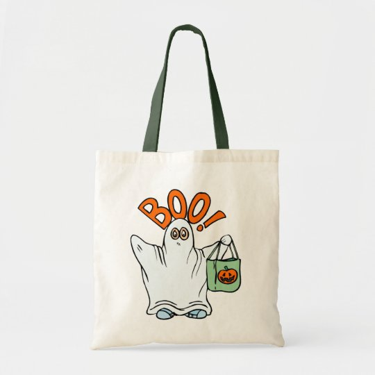 Boo! Halloween Bag