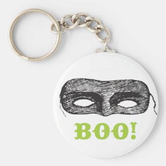 Boo! Halloween Keychain
