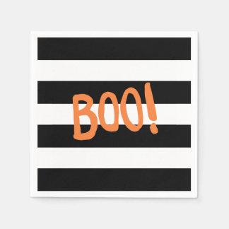 Boo!   Halloween Napkins