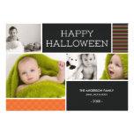 BOO! | HALLOWEEN PHOTO CARDS INVITE