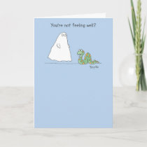 BOO! HISS! CARD