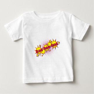 Boo hoo hoo comic baby T-Shirt