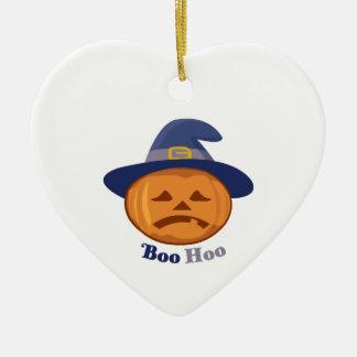 Boo Hoo Ornament