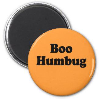 Boo Humbug 2 Inch Round Magnet