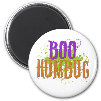 Boo Humbug 2 Inch Round Magnet