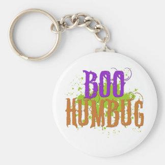 Boo Humbug Keychain