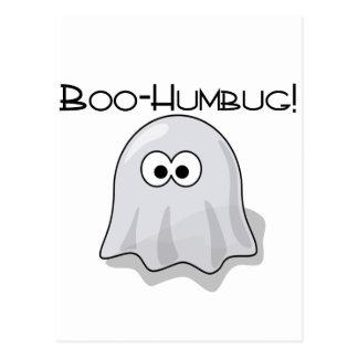 Boo-Humbug Postcard