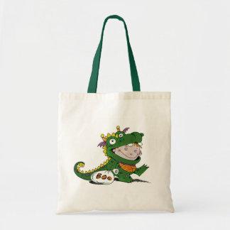 Boo I'm a Dragon Tote Bag