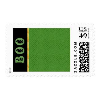 BOO invite Postage Stamp