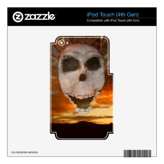 Boo!_ iPod Touch 4G Skin