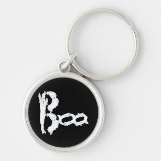 Boo Keychain