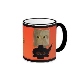 Boo Kitty Mug