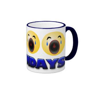 Boo Mondays Mug