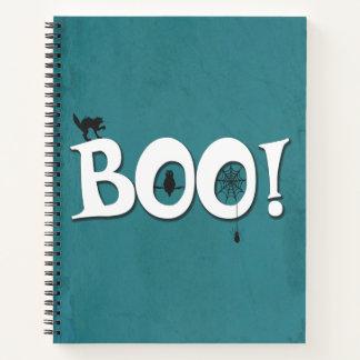 Boo! Notebook