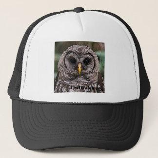 Boo - Owlwatch 2014 Owlet Trucker Hat
