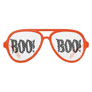 """Boo!"" Party Shades"