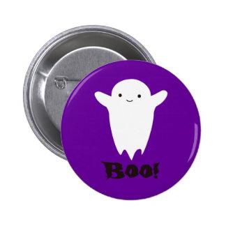 Boo! Pinback Button