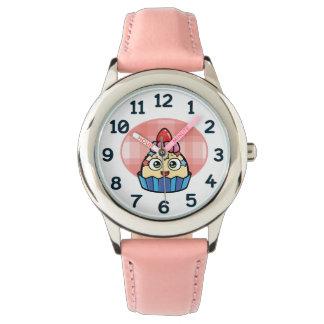 Boo Pink Cupcake Watch