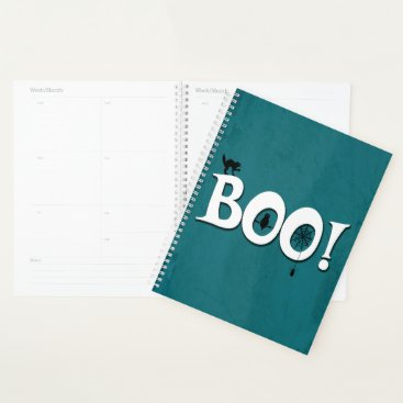 Halloween Themed Boo! Planner