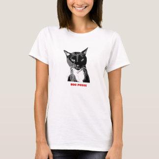 """Boo Posse"" Tuxedo Cat T-shirt"