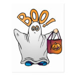 Boo Post Cards