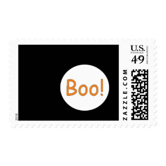 Boo! Postage Stamps