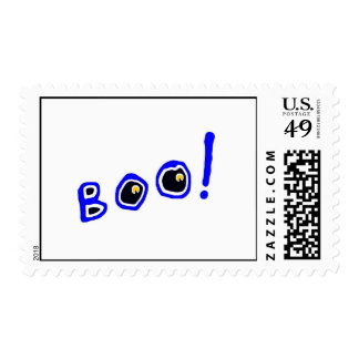 BOO ! POSTAGE