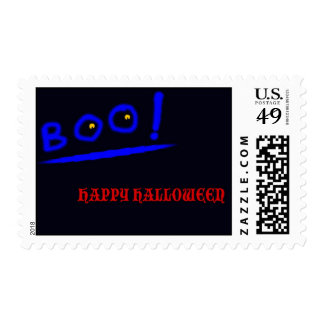 Boo Postage Stamps