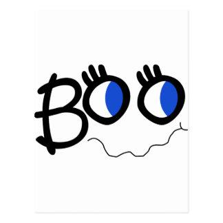 Boo Postcard