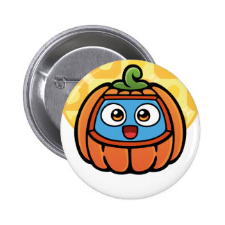Boo Pumpkin Products Button