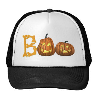 BOO Pumpkins Trucker Hat