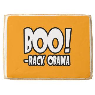 BOO-RACK OBAMA COSTUME - Halloween -.png Jumbo Cookie