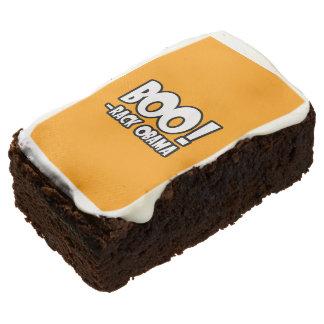 BOO-RACK OBAMA COSTUME - Halloween -.png Rectangular Brownie