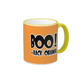 BOO-RACK OBAMA COSTUME.png Ringer Coffee Mug