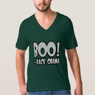 BOO-RACK OBAMA COSTUME SHIRTS