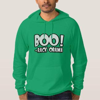 BOO-RACK OBAMA COSTUME SWEATSHIRT