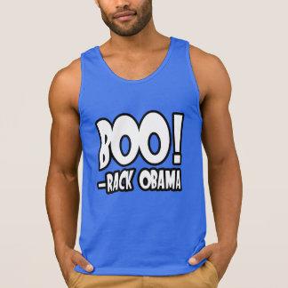 BOO-RACK OBAMA COSTUME TANKS