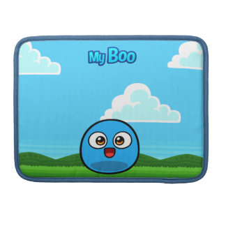 "Boo Rickshaw Macbook Pro 13"" Sleeve"
