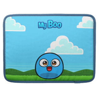 "Boo Rickshaw Macbook Pro 15"" Sleeve"