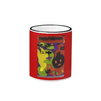 Boo! Ringer Mug