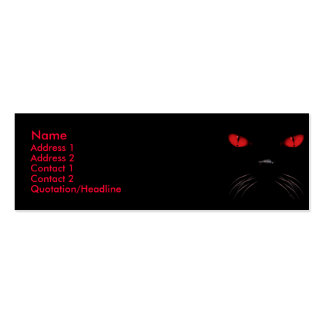 Boo - Ruby Profile Cards Business Card Template