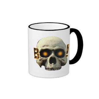 Boo Skull Mug