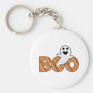 BOO Spooky Halloween Keychains