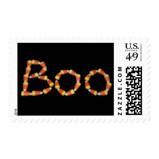 Boo Stamp