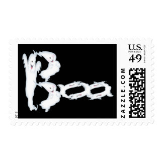 Boo Stamps